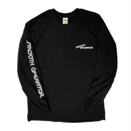 Smoothest Operator_Long Sleeve Tee