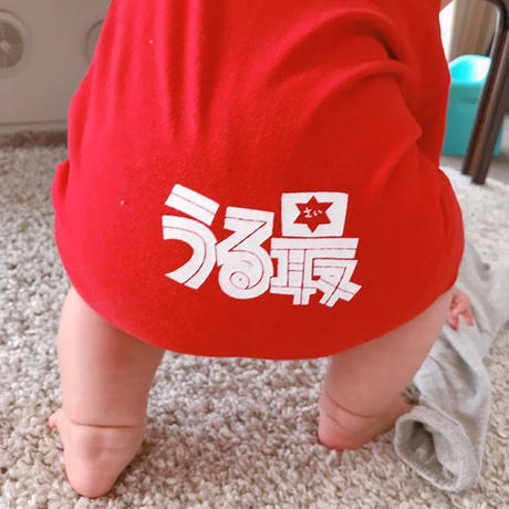 Baby Rompers _ Red