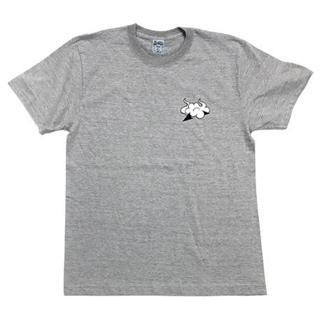 Loco Mark Tee / Oatmeal,Heather Gray