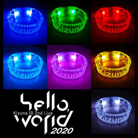 Kizuna AI ライトバングル(hello,world 2020ver.)