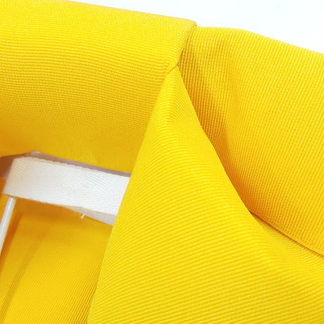 浴衣用帯 黄色