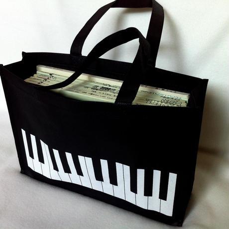 ピアノ教室の生徒さんに大人気!ピアノ鍵盤バッグ♪