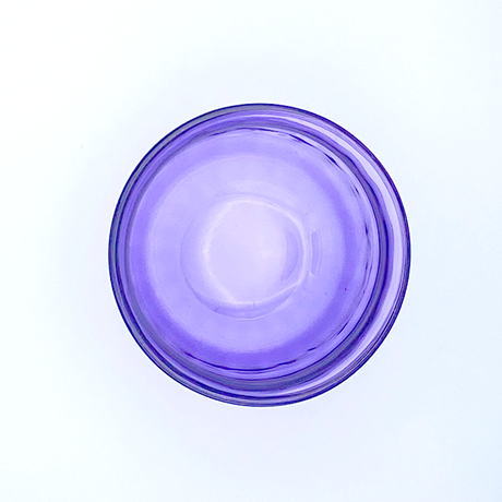 紫ぐい呑み