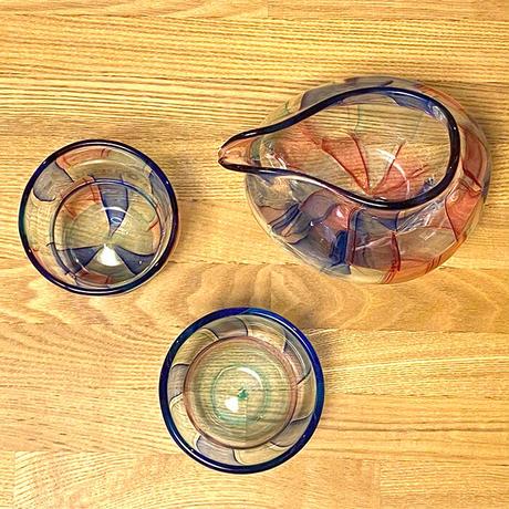 ガラス片口《レクサス》