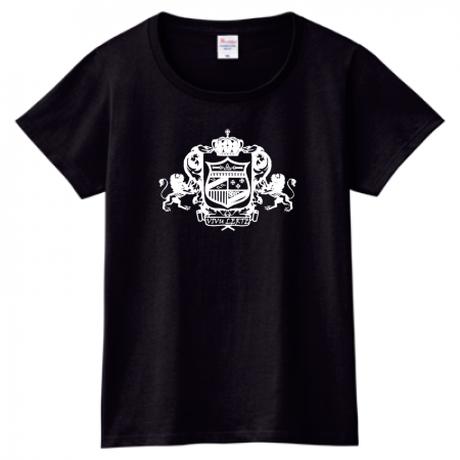 送料無料【Oilshock Designs T-shirt】EMBLEM/6カラー[WOMAN]