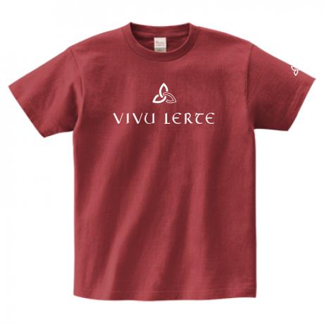 VIVU LERTE ロゴTシャツ/5カラー
