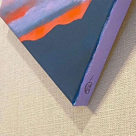 アクリル画《Nubes ~雲~》(原画)