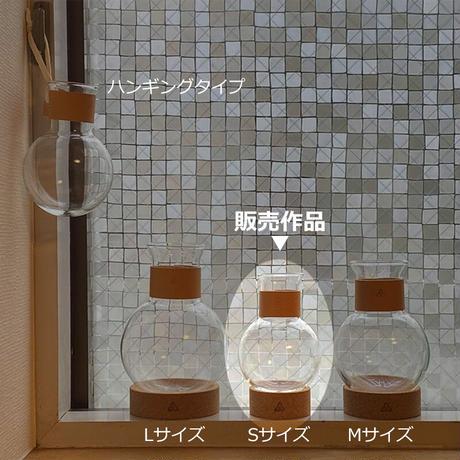 丸底フラスコ「ふらす子」Sサイズ(200ml)
