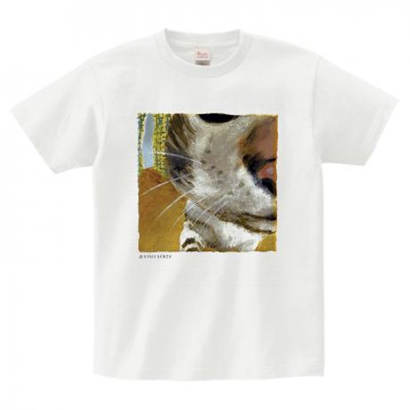 Apud me es. ~そばにいて~ ホワイトTシャツ