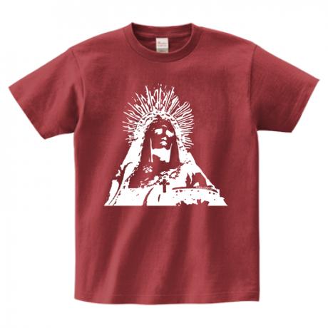 送料無料【Oilshock Designs T-shirt】MARIA/6カラー