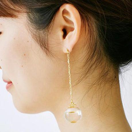 Long chain earrings (Champagne Series )