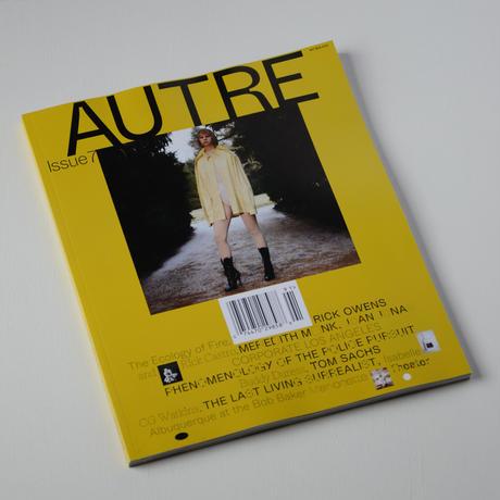 Autre Magazine Issue 7