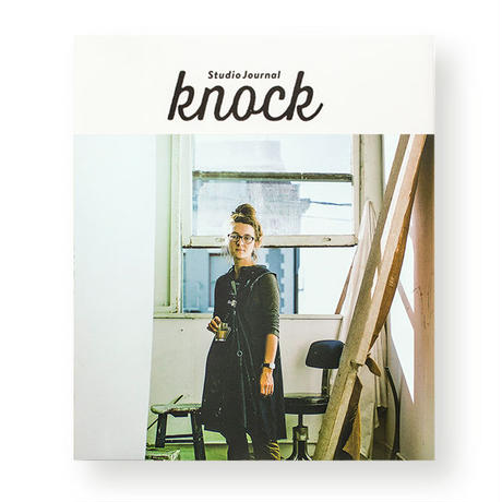 Studio Journal Knock3 : Portland