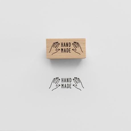 〈HAND MADE〉スタンプ|ハンドメイド