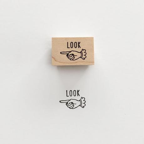 〈LOOK〉スタンプ