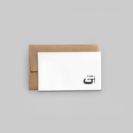 TOOL 活版カード