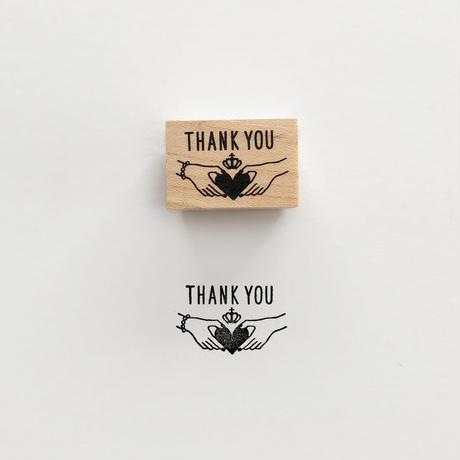 〈THANK YOU〉スタンプ