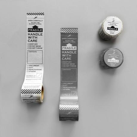 107/108_FRAGILEマスキングテープ(40mm幅)