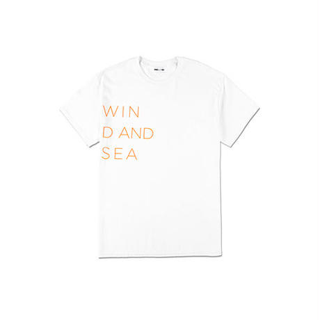 WIND AND SEA /  CLASSIC logo TEE