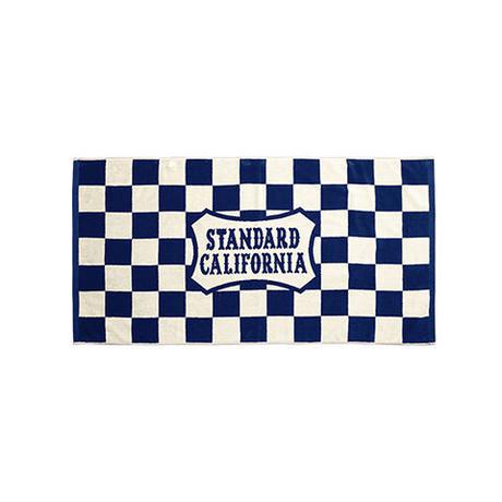 Shield Logo Checker Imabari Towel
