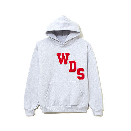 WIND AND SEA / PULLOVER PARKA WDS WAPPEN