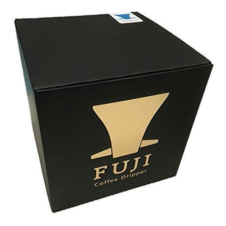 FUJI Coffee Dripper Matte Black FUJI-01B (International Shipping)