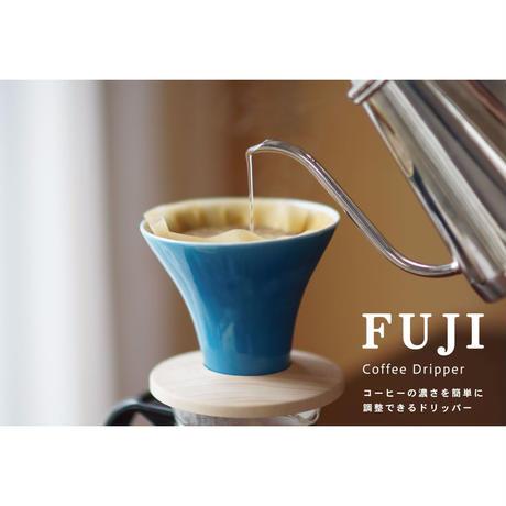 FUJI コーヒードリッパー ホワイト FUJI-01W