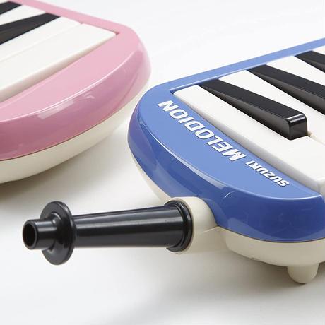 SUZUKI 鍵盤ハーモニカ メロディオン 32鍵  FA-32B &P
