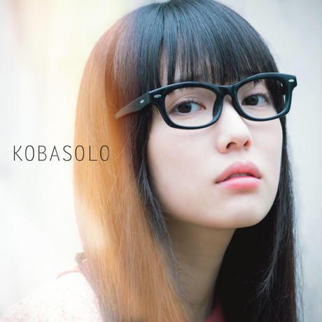 1st full album 「KOBASOLO」