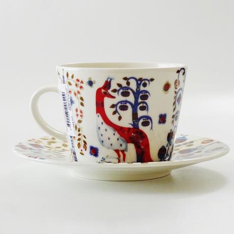 iittala (イッタラ) タイカホワイト コーヒーカップ&ソーサー
