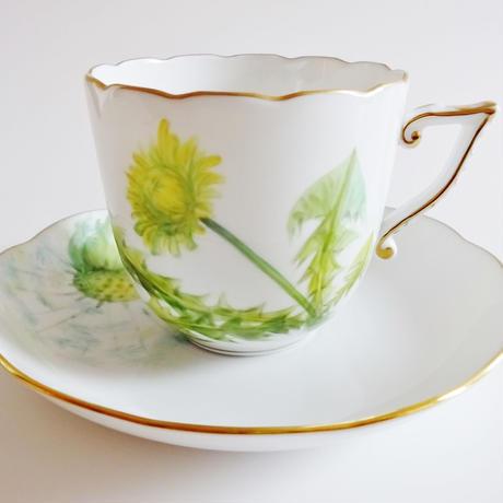 ヘレンド PLAM コーヒーカップ&ソーサー