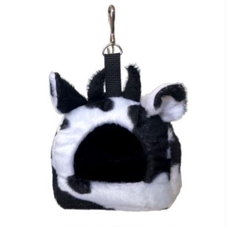 🐄耳付きハウス 牛柄🐄(Sサイズ)