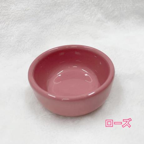 小動物用 カラフル小皿