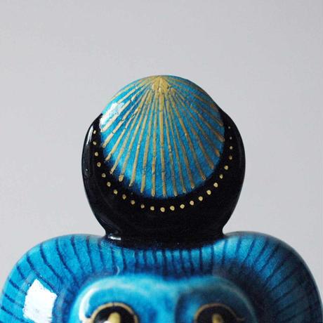青釉オーナメント 「トト」