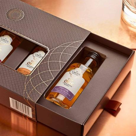 THE LAKES WHISKY COLLECTION ザ・レイクス ウイスキー コレクション 1セット