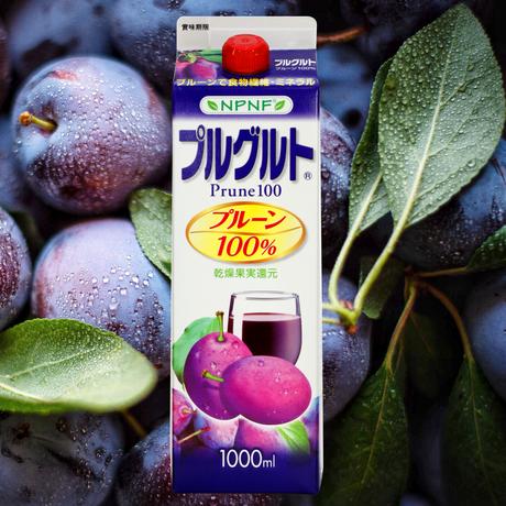 プルグルト1000ml【3ケース18本】