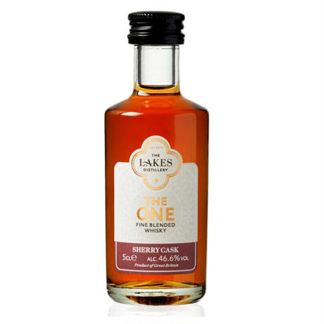 THE ONE SHERRY CASK FINISHED ザ・ワン シェリーカスクフィニッシュ ミニチュア 1本