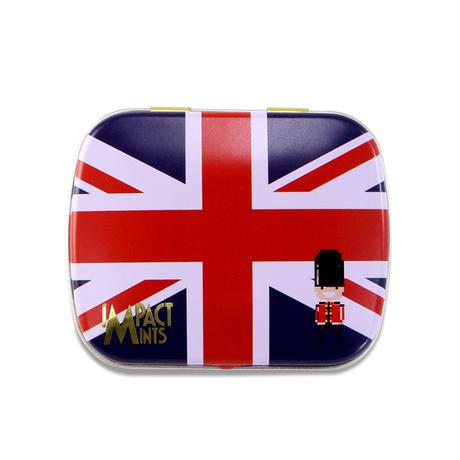インパクトミント 国旗柄イギリス(フレッシュミント)