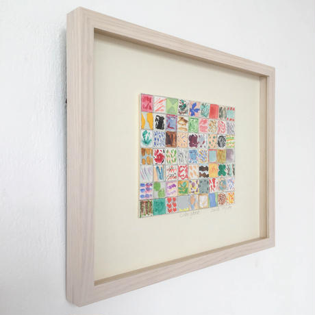 山神悦子「cube game」