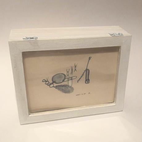 宮森敬子「ART BOX #4」