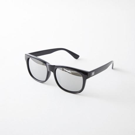 KOBUSHI BRAND OG SUNGLASSES(BLACK/MIRROR)/ミラーレンズサングラス