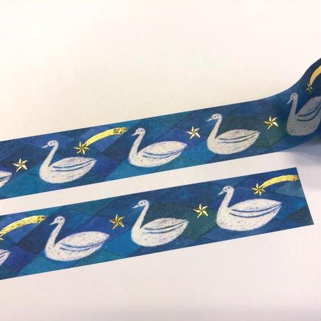 表現社 デザイナーズ マスキングテープ 金箔と和紙 cozycaproducts