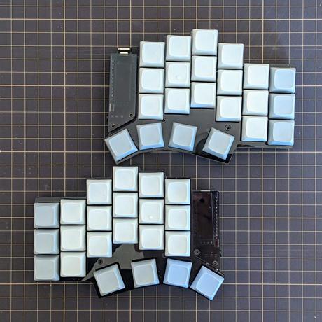 Lunakey mini rev5 / Lunakey mini rev5