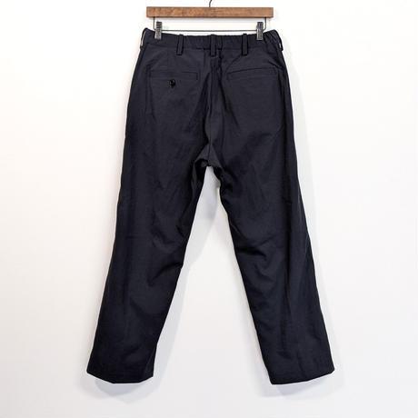 LA MOND / NYLON OX PANTS (BLACK)