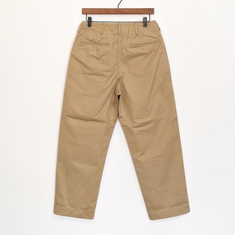HATSKI / Loose Tapered Chino Trouser