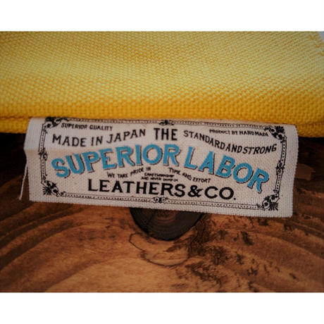 THE SUPERIOR LABOR / Limited engineer pouch #03