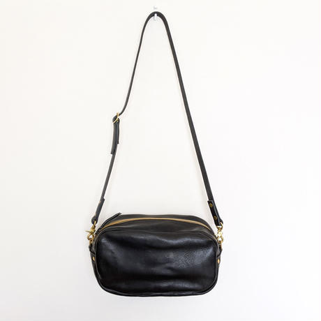 THE SUPERIOR LABOR / leather shoulder bag