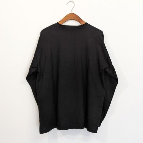 ämne / solid L_s tee ( Black )