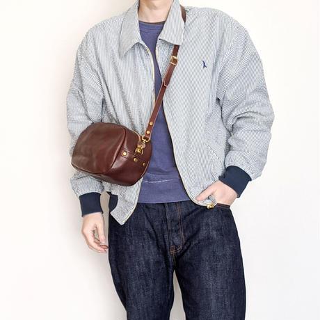 THE SUPERIOR LABOR / leather shoulder bag
