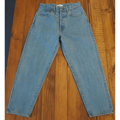 HATSKI / Loose Tapered denim Used